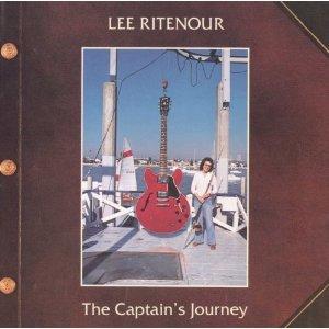 LEE RITENOUR「THE CAPTAINS JOURNEY」jpg