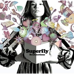 SUPERFLY「BOX EMOTION」