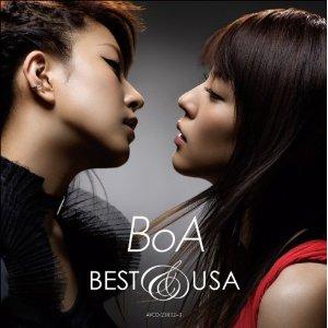 BOA「BEST  USA」