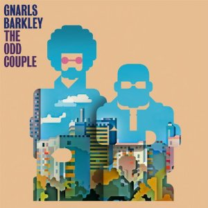 GNARLS BARKLEY「THE ODD COUPLE」