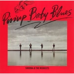 SEENA  THE ROKKETS「PINUP BABY BLUES」