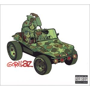 GORILLAZ「GORILLAZ」