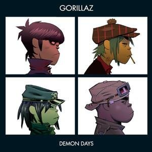 GORILLAZ「DAMON DAYS」