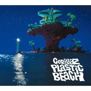 GORILLAZ「PLASTIC BEACH」