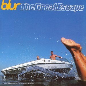 BLUR「THE GREAT ESCAPE」