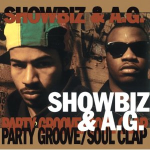 SHOWBIZ  A.G.「PARTY GROOVE : SOUL CLAP」