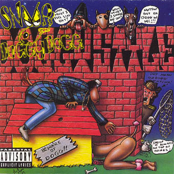 SNOOP DOGGY DOGG : DOGGYSTYLE