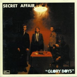 SECRET AFFAIR「GLORY DAYS」