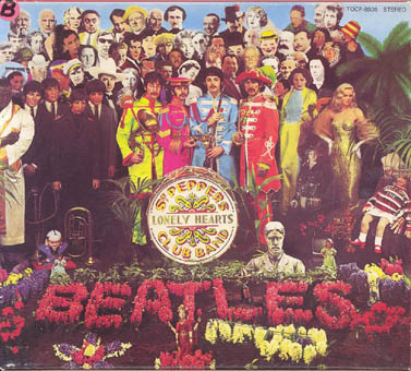 THE BEATLES : SGT. PEPPERS LONELY HEARTS CLUB BAND