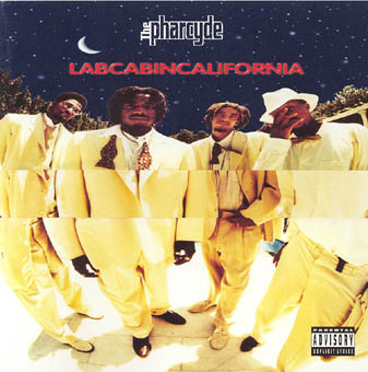 THE PHARCYDE : LABCABINCALIFORNIA