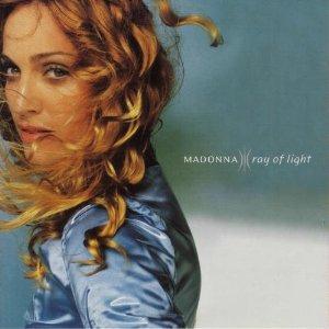 MADONNA「RAY OF LIGHT」