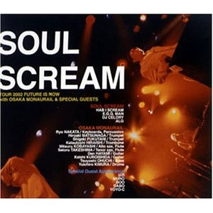 SOUL SCREAM「TOUR 2002 FUTURE IS NOW」