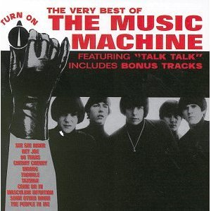THE MUSIC MACHINE「THE VERY BEST OF THE MUSIC MACHINE」