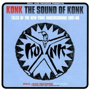 KONK「THE SOUND OF KONK」