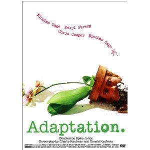 DVD「アダプテーション」