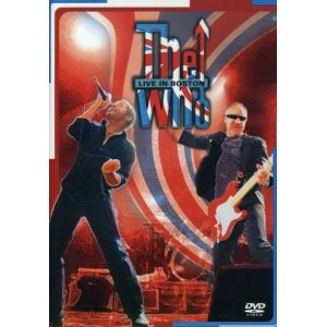 THE WHO「LIVE IN BOSTON」