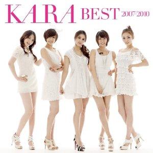 KARA「KARA BEST 2007-2010」