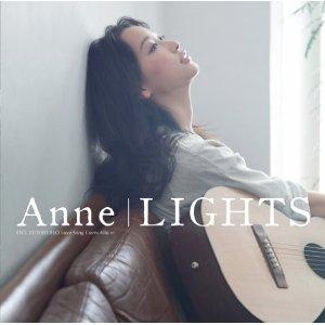 杏ミニアルバム「LIGHTS」
