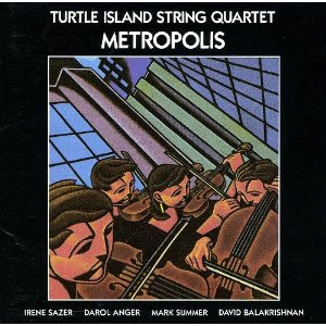 TURTLE ISLAND STRINGS QUALTET