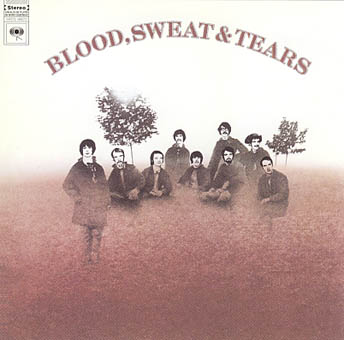 BLOOD, SWEAT AND TEARS : BLOOD, SWEAT AND TEARS