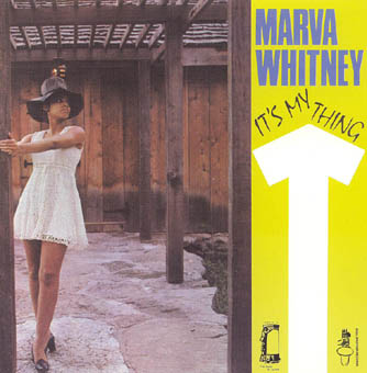 MARVA WHITNEY : ITS MY THING