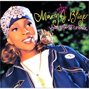 MARY J. BLIGE「WHATS THE 411 ? REMIX」_