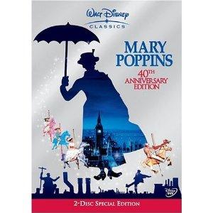 DVD「メリー・ポピンズ」