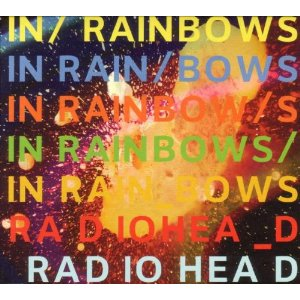 RADIOHEAD「IN RAINBOWS」