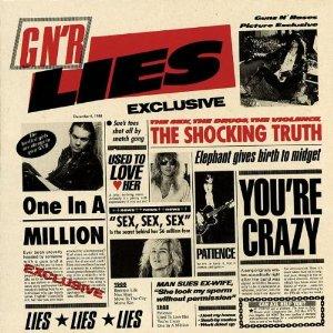 GUNS N ROSES「LIES」
