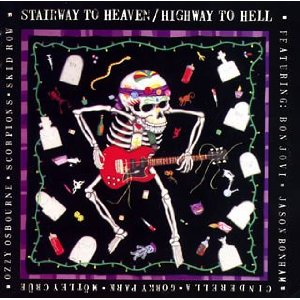 「STAIRWAY TO HEAVEN : HIGHWAY TO HELL」