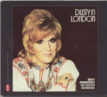 DUSTY SPRINGFIELD : DUSTY IN LONDON