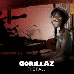 GORILLAZ「THE FALL」