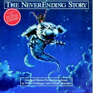 「THE NEVER ENDING STORY - ORIGINAL MOTION PICTURE SOUNDTRACK」