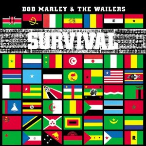 BOB MARLEY  THE WAILERS「SURVIVAL」