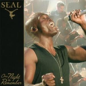 SEAL「ONE NIGHT TO REMEMBER」