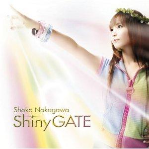 中川翔子「SHINY GATE」