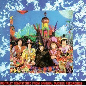 THE ROLLING STONES「SATANIC MAJESTIES」