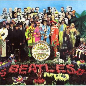 THE BEATLES「SGT. PEPPERS LONELY HEART CLUB BAND」