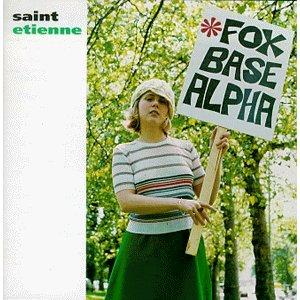 ST. ETIENNE「FOXBASE ALPHA」