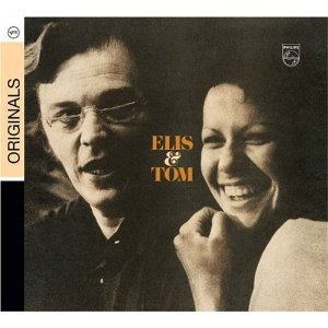 TOM JOBIN  ELIS REGINA「ELIS  TOM」