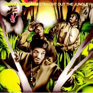 JUNGLE BRITHERS「STRAIGHT OUT THE JUNGLE」