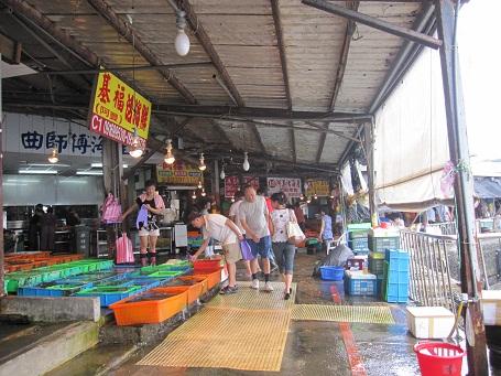 富基漁港市場