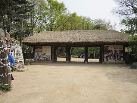 韓国民族村