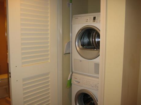 洗濯機もあり