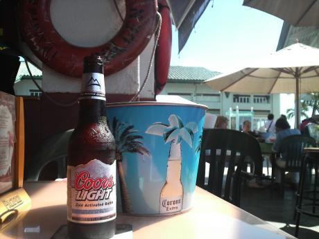メキシカンにはビール