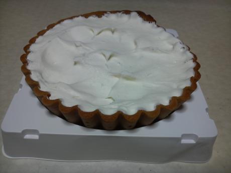 雪解けチーズケーキ