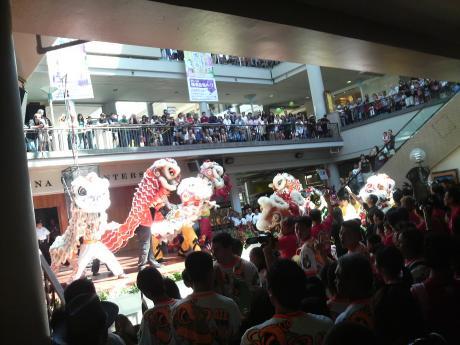 ライオンダンス2
