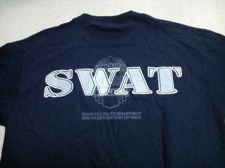 SWAT Tシャツ
