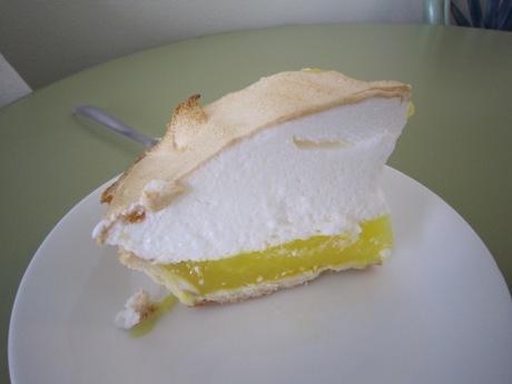 朝からレモンパイ
