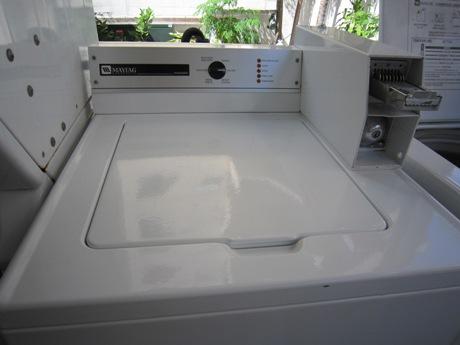 洗濯します